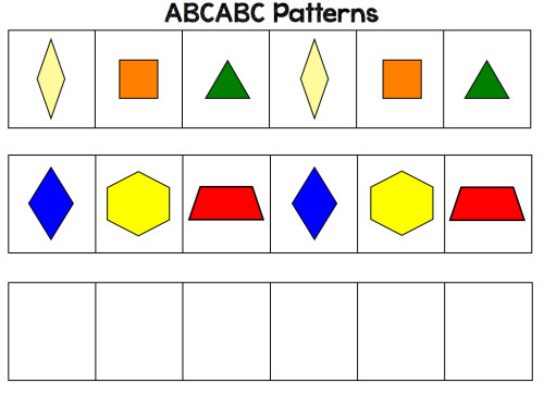 Linking cube patterning template.013