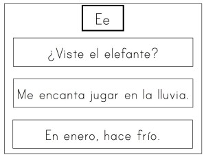 Spanish Letter Sounds Intervention Kit Learning at the Primary Pond