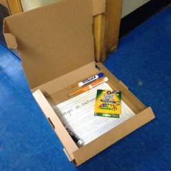 Take-home summer learning kit and Kindergarten summer homework!