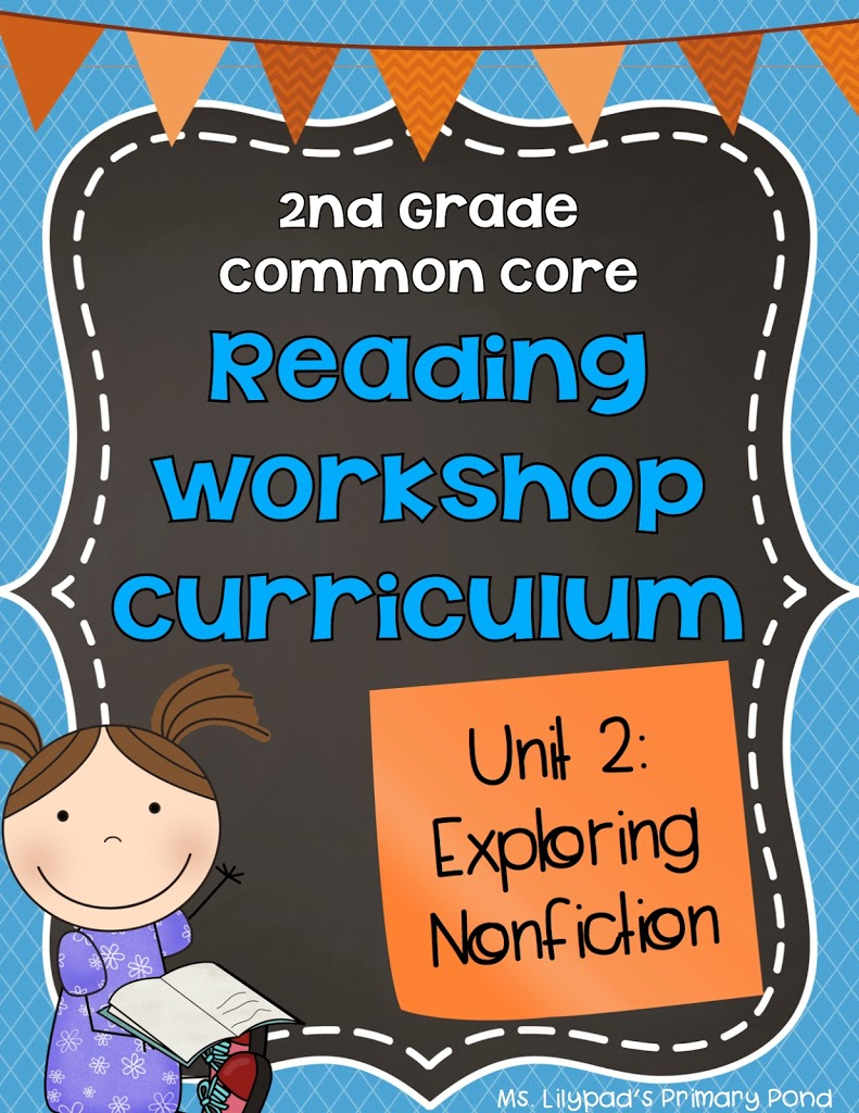 Update on my 2nd Grade Reading Comprehension Curriculum - Learning ...