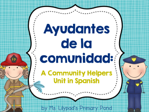 there are so many community helpers that we could study and i do introduce the kiddos to many of the different jobs in our community - Community Workers