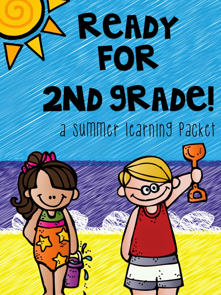 Part Two: Summer Learning Activities for Rising Second Graders ...