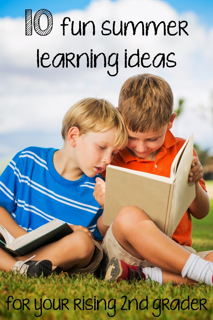 Part Two: Summer Learning Activities for Rising Second