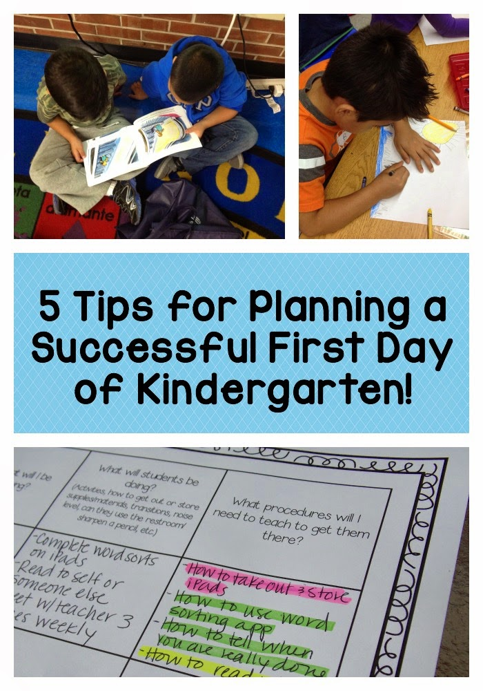 Classroom Management Tips for Kindergarten (and beyond!) at the ...