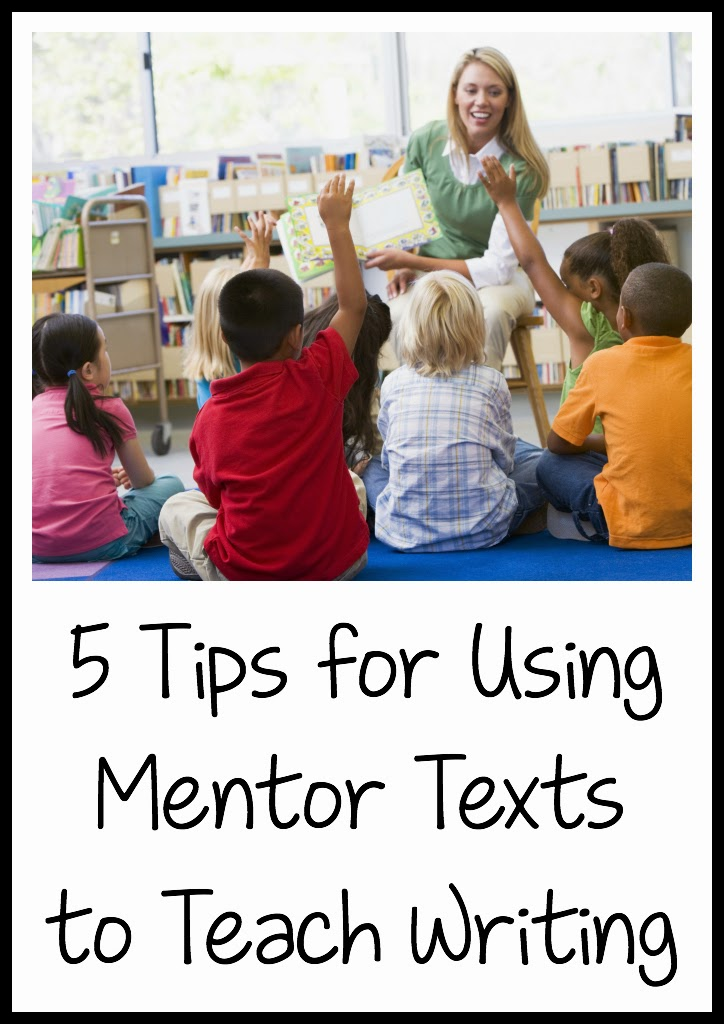 Writing Workshop Mentor Texts For 1st And 2nd Grade Learning At
