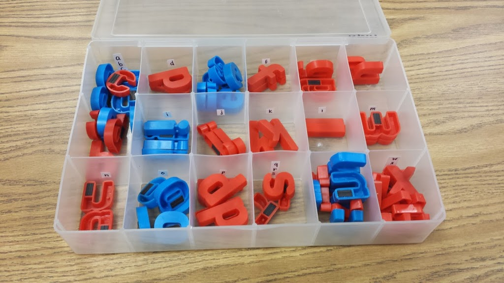 This Week In Intervention Organizing Magnetic Letters Learning At