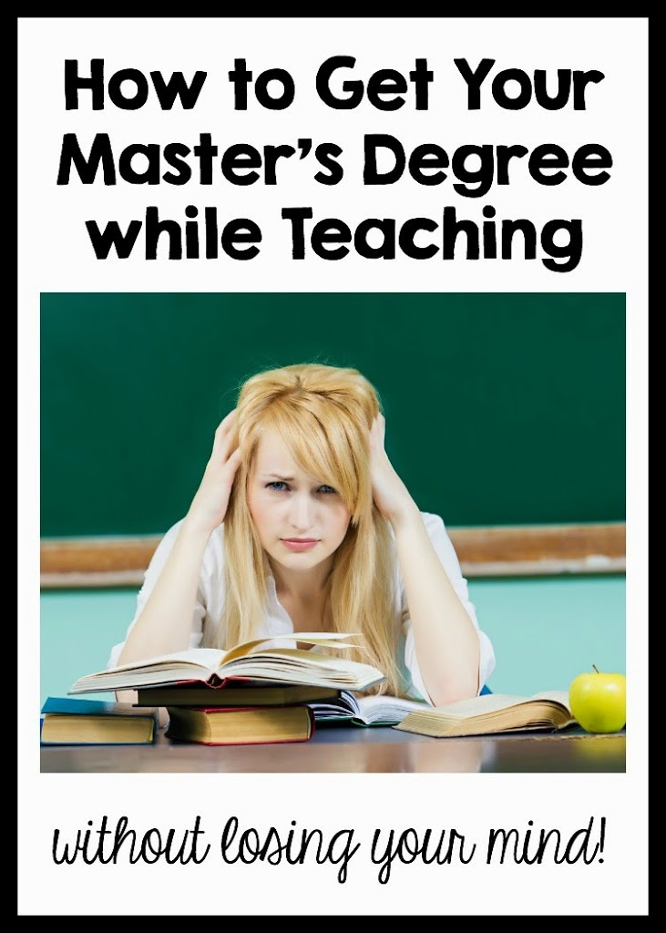 Requirements to get a masters degree