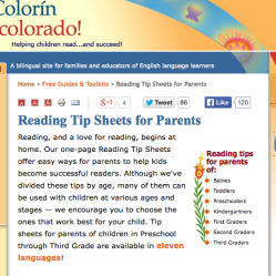 This Week in Intervention: Reading 2-Syllable Words in Spanish