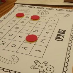This Week In Intervention: Holiday Break Homework and Spanish Bingo