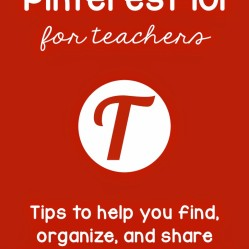 How I Use Pinterest to Improve My Teaching