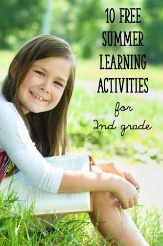 10_Free_Summer_Learning_Activities_For_Second_Grade