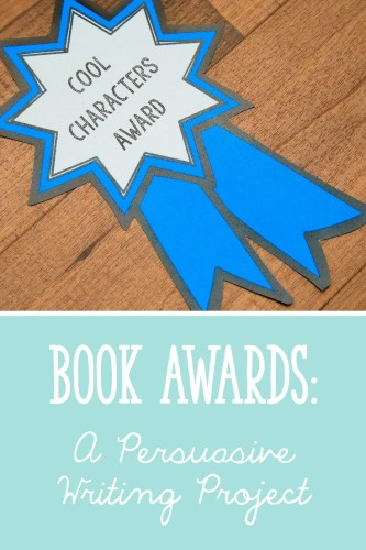 At the end of the year, my second graders created book awards to recognize the best books that we had read! Read the post to find out exactly how I structured the project, and to download the FREE planning sheet.