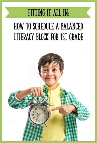 This post outlines (in detail!) the components you NEED for your literacy block, and how to make it all fit into your schedule! - Learning At The Primary Pond