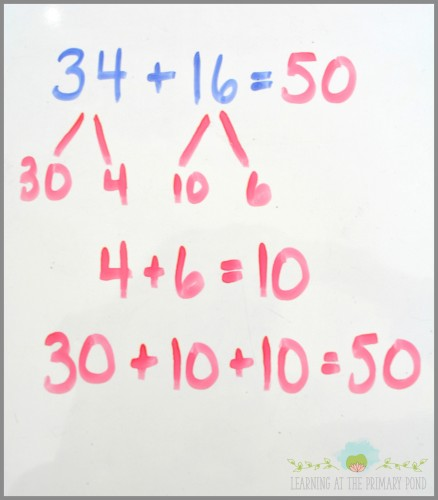 How to Do Number Talks in the Primary Classroom - Learning At The Primary Pond