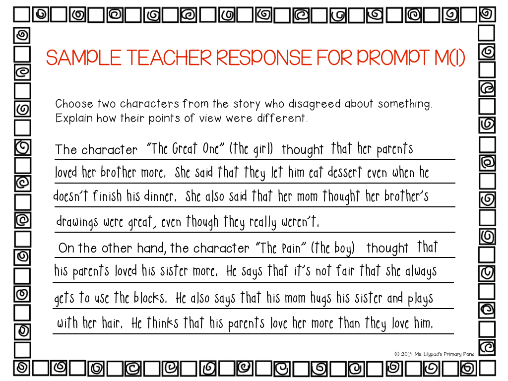 How To Write A Thesis Statement For Kids