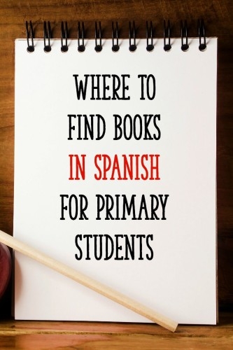 Grab this list of great places to buy bilingual books / books in Spanish online!