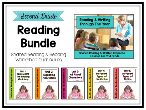 SecondGradeReadingBundleCoverRevisedJan2015.001