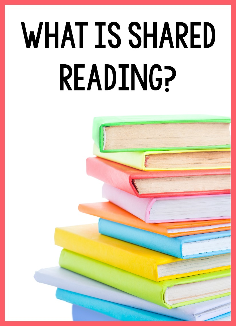 What is Shared Reading? - Learning at the Primary Pond