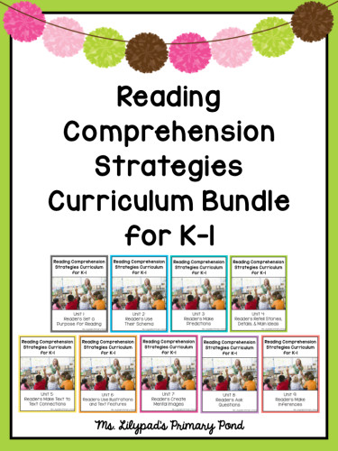 K-1 Reading Curriculum Cover Page.001