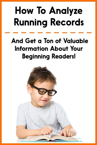 Running records don't have to be a chore - find out how to use them to get tons of helpful information about your students as readers! Post also links to free running record form options.