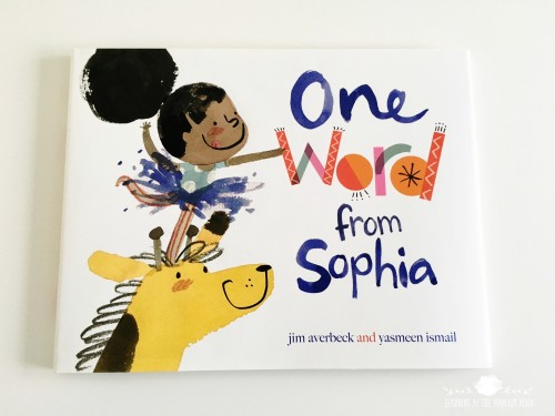 Read this blog post to learn about this fabulous new picture book, and get free lesson plans for teaching the book! (It makes a great mentor text for opinion persuasive writing, or a great readaloud for teaching character traits.)