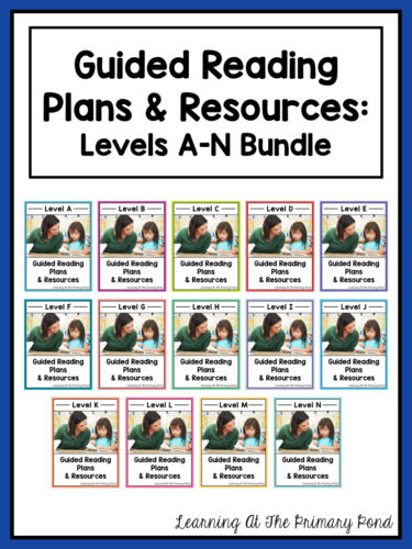 10 Post Reading Activities For K 2 Guided Reading Lessons Learning