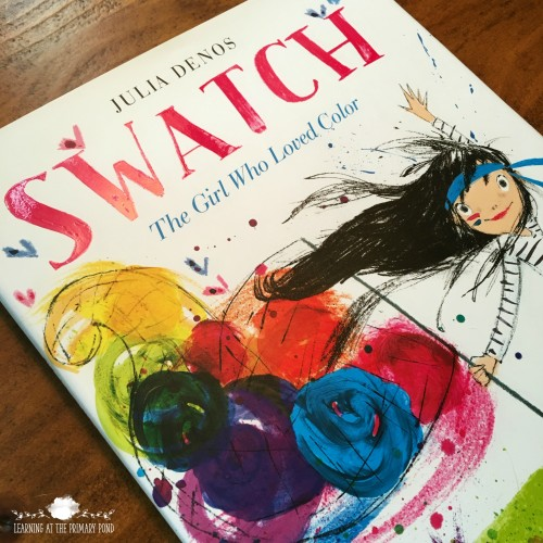 Swatch is a great book for teaching children how to illustrate their writing! Read the entire post to learn about 2 more great books for Kindergarten, first, or second grade writers.