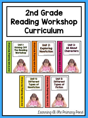 Reading Workshop Bundle.001