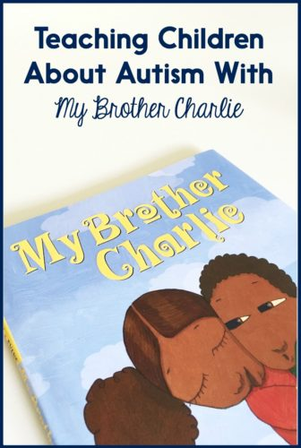 Teaching children about people with autism and other disabilities is difficult. Holly Robinson Peete and Ryan Elizabeth Peete's book My Brother Charlie is a GREAT readaloud for teaching young children about autism. This blog post also has a free lesson plan you can download and use with the book!