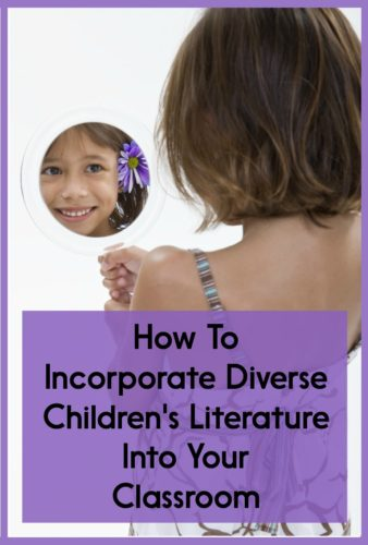 Some of the books children read should serve as mirrors, giving them opportunities to meet characters that look similar to them. In this post, Dee Fogarty gives us some great tips for finding outstanding, diverse children's literature for our classroom libraries! She lists some great back to school books, too.