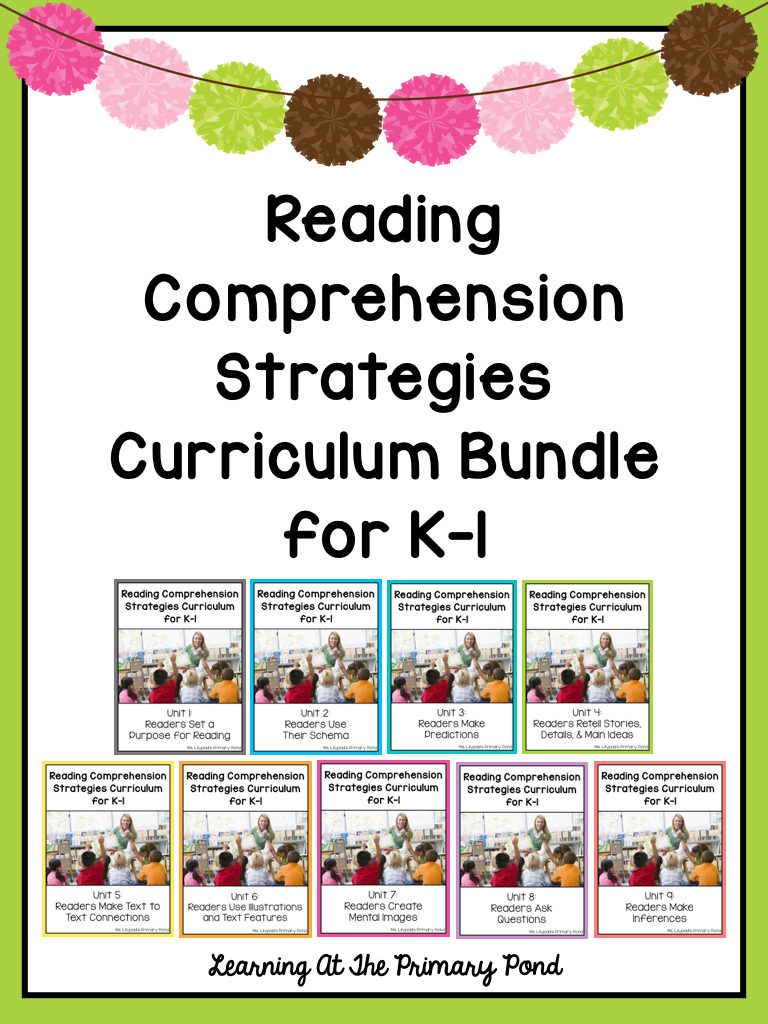 - What Should Comprehension Instruction Look Like In The Primary