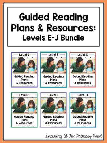 https://www.teacherspayteachers.com/Product/Guided-Reading-Activities-and-Lesson-Plans-Levels-E-Through-J-BUNDLE-2845577