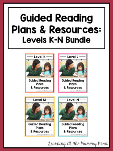 https://www.teacherspayteachers.com/Product/Guided-Reading-Activities-and-Lesson-Plans-Levels-K-Through-N-BUNDLE-2845580