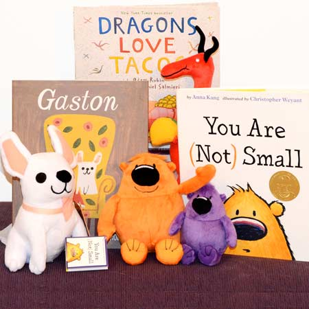 Book Subscription Box for Children from GiftLit