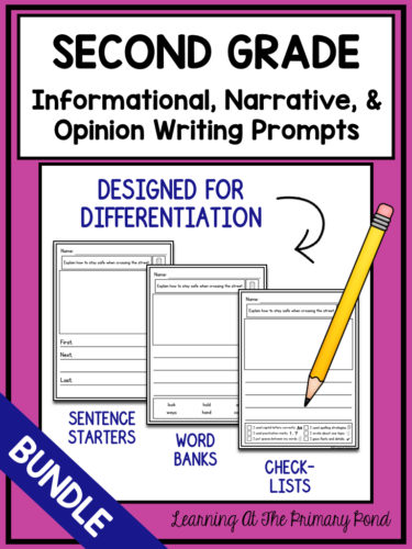 How To Differentiate Writing Instruction in K-2 - Learning