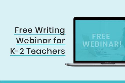 Free writing workshop webinar