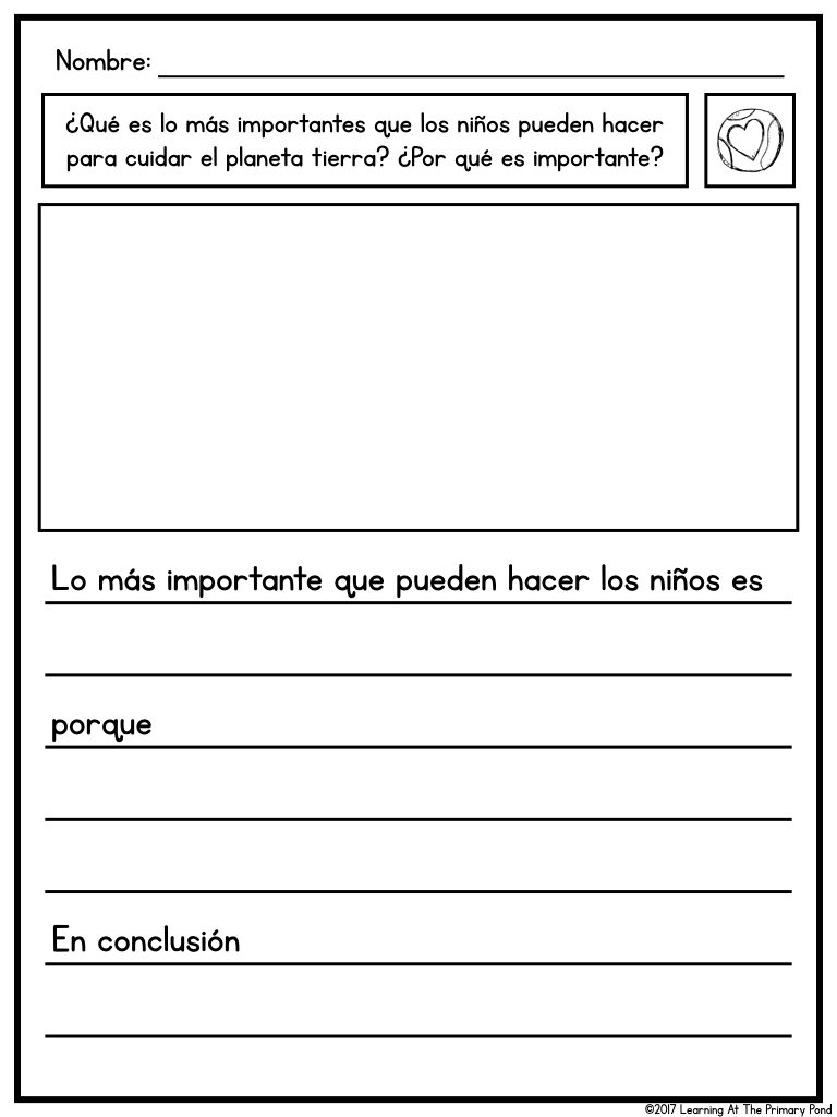 How to Support Dual Language Students with Writing - Learning at the ...