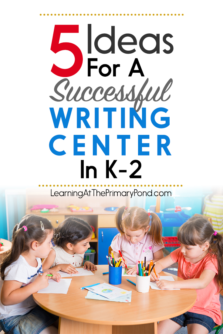 writing centers for kindergarten What's in the writing center writing instruments these are sorted by pre-k writing center themes, and printables for pre-k, preschool, and kindergarten kids.