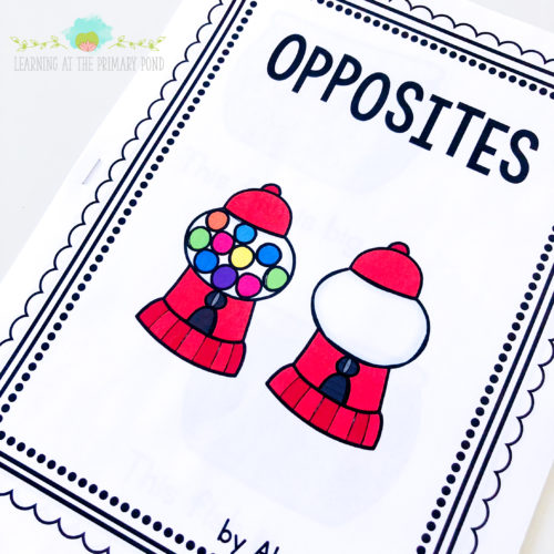 Looking for some fun ways to teach adjectives to your Kindergarten, 1st, or 2nd grade students? These adjectives activities (including opposites and shades of meaning) are perfect for primary grammar lessons!