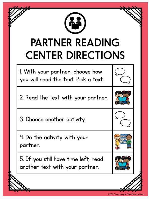 Setting up literacy centers for the very first time can seem overwhelming. But it doesn't have to be that way! Here are some tips for getting started with literacy centers in Kindergarten, first grade, and second grade.