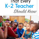 Phonics Terms That Every K-2 Teacher Should Know