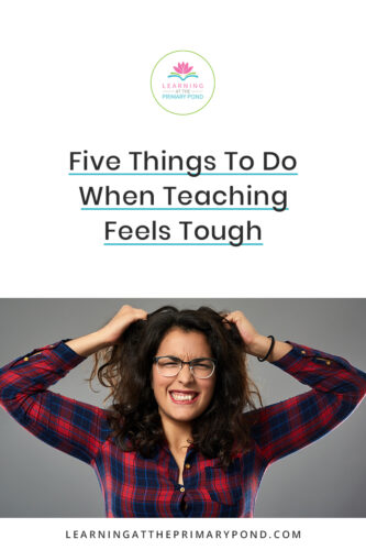 Teaching is a demanding profession. Sometimes all the expectations can become too much, and we're left feeling overwhelmed and drained. This blog post has self-care ideas and mental health tips for teachers.