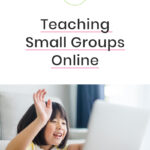 Teaching Small Groups Online