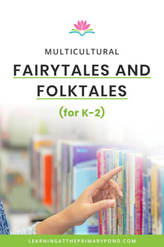 Fairytales and folktales is a fun unit teach! We can use this unit to select texts from different cultures from around the world. This post has a variety of text suggestions from different cultures.