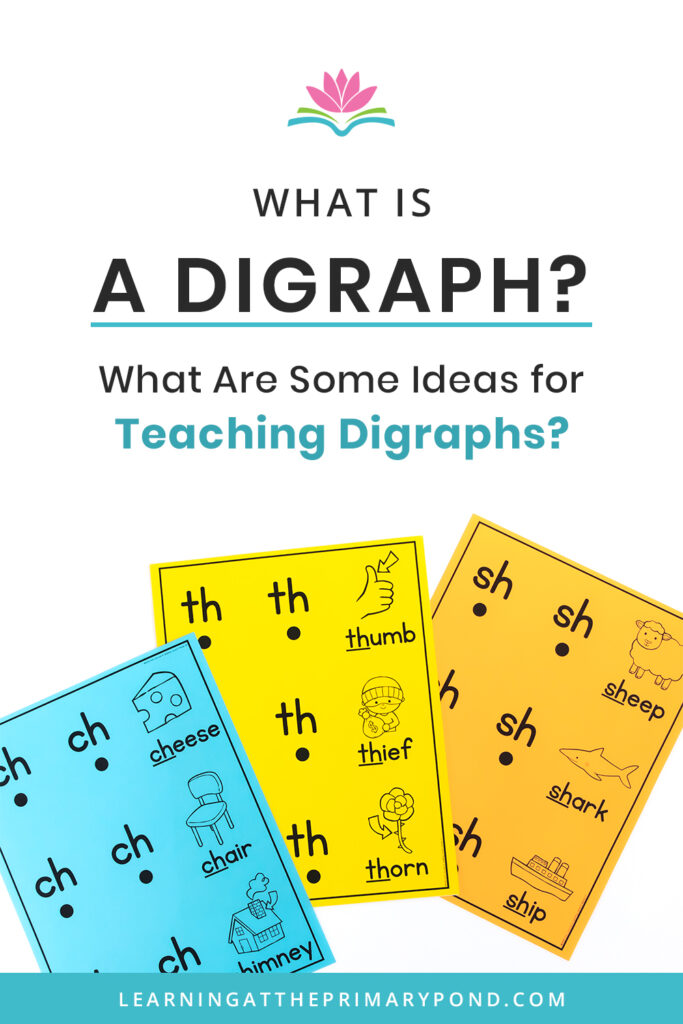 What is a digraph? What are some fun lesson ideas for teaching digraphs? In this blog post, you'll learn all about digraphs and get lots of phonics teaching ideas for Kindergarten, first grade, and second grade!