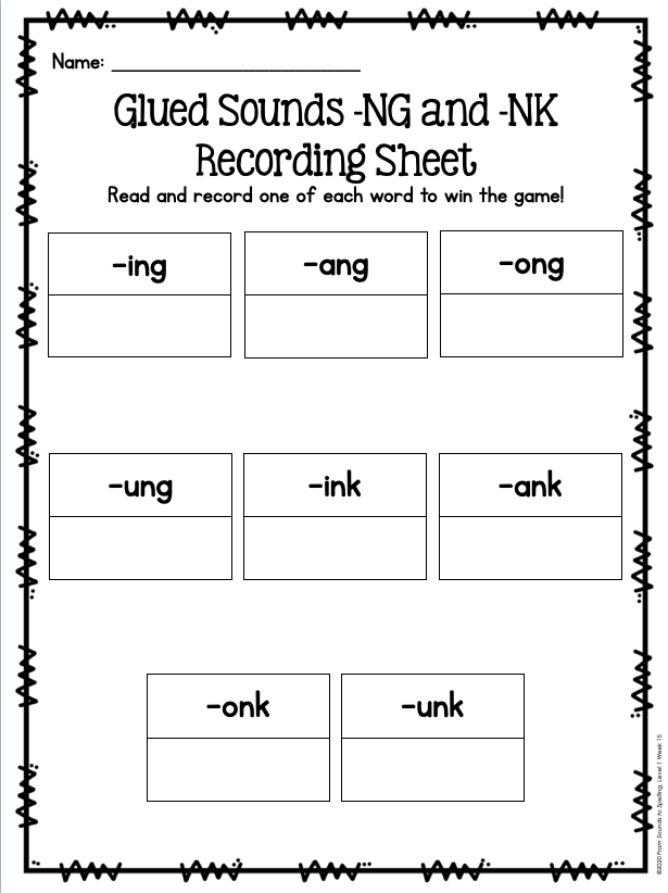 Do you know what glued sounds - or welded sounds - are? And when to teach them? Want some engaging activities and lessons for your students? In this blog post, you'll learn all about glued sounds and get lots of phonics teaching ideas for first grade or second grade students!