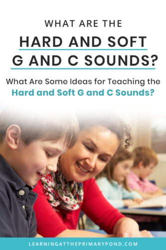 Have you taught hard and soft sounds? This blog post will explain the difference between hard and soft sounds, guide you on how and when to teach this, and provide some activities for teaching hard and soft g/c sounds to first and second grade students.
