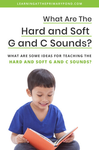 Have you taught hard and soft sounds? This blog post will explain the difference between hard and soft sounds, guide you on how and when to teach this, and provide some activities for teaching hard and soft g/c sounds to kindergarteners, first, and second graders.